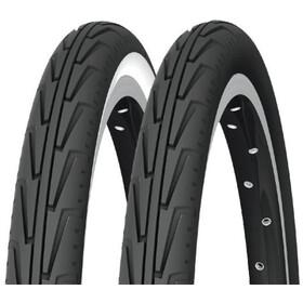 """Michelin City'J Bike Tyre 24"""", wire bead black"""